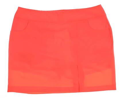 New Womens EP Pro Sport Golf Skort Size Large L Pink MSRP $80