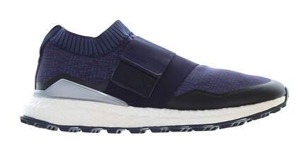 New Mens Golf Shoe Adidas Crossknit 2.0 Medium 11 Blue MSRP $160