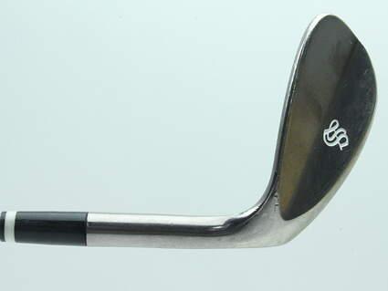 Scratch 1018 Forged Sweeper Slider Wedge Lob LW 58° Standard Sole FST KBS Tour Steel Wedge Flex Right Handed 35.5in