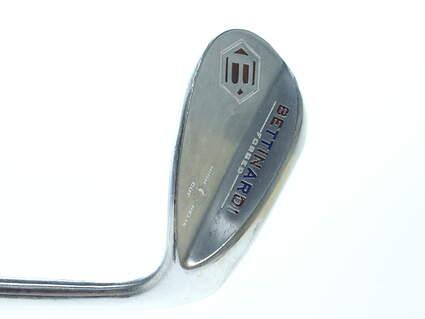 Bettinardi H2 Satin Nickel Wedge Sand SW 56* FST KBS Tour Steel Wedge Flex Right Handed 35.5 in