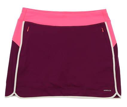 New Womens Cutter & Buck Annika Golf Skort Size Large L Multi MSRP $83 LAB00014