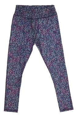 New Womens Puma Floral Leggings Size Small S Multi MSRP $55 576160 02