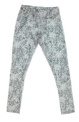 New Womens Puma Floral Leggings Size Small S Multi MSRP $55 576160 01