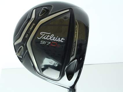Titleist 917 D2 Driver 8.5* Aldila RIP Phenom 60 Graphite Stiff Right Handed 45.25 in