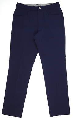 New Mens Puma Warm Pants 32 x32 Peacoat 576573 02 MSRP $90
