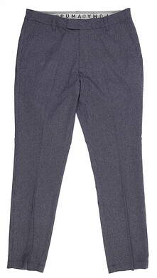 New Mens Puma Modern Break Pants 32 x32 Peacoat 577907 02