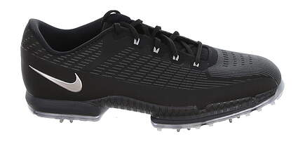 New Mens Golf Shoe Nike Zoom Air Attack 13 Black MSRP $165
