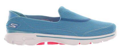 New Womens Golf Shoe Skechers GoWalk 3 10 Turquoise MSRP $65