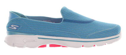 New Womens Golf Shoe Skechers GoWalk 3 9 Turquoise MSRP $65