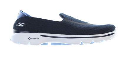 New Womens Golf Shoe Skechers GoWalk 3 7 Navy MSRP $65