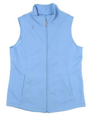 New Womens Sport Haley Vest Medium M Blue H37106VM MSRP $79.99