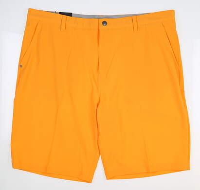 Brand New 10.0 Mens Adidas Ultimate 365 Shorts 40 Orange CE0451