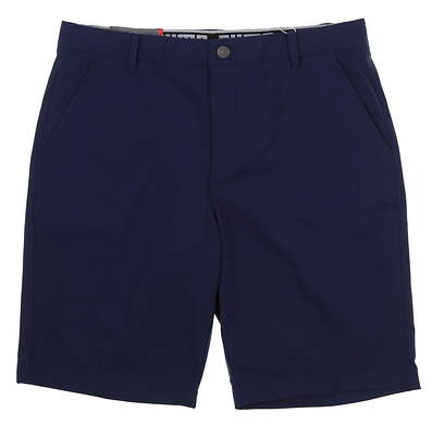 New Mens Puma Pounce Shorts 40 Peacoat 572324 03