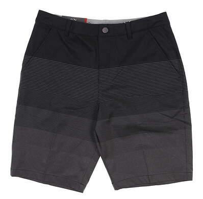 New Mens Puma PWRCOOL Mesh Fade Shorts 34 Quiet Shade 574628 01