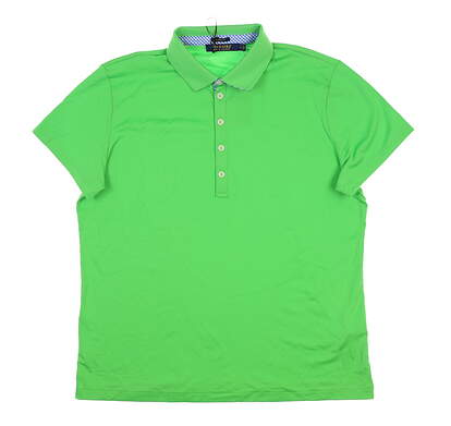 New Womens Ralph Lauren Polo Large L Green 281650287001 MSRP $74.99