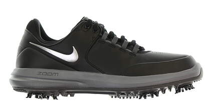 New W/O Box Womens Golf Shoe Nike Air Zoom Accurate 7.5 Black MSRP $90