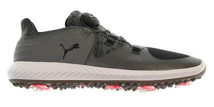 New Womens Golf Shoe Puma IGNITE Blaze Sport Disc Medium 10 Black/Steel Gray MSRP $120