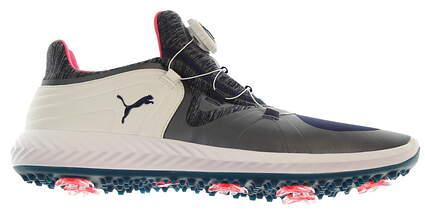New Womens Golf Shoe Puma IGNITE Blaze Sport Disc Medium 9.5 White/Peacoat MSRP $120