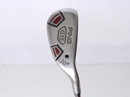 Ping G15 Hybrid 3 Hybrid 20* Ping TFC 149H Graphite Stiff Right Handed 40 in