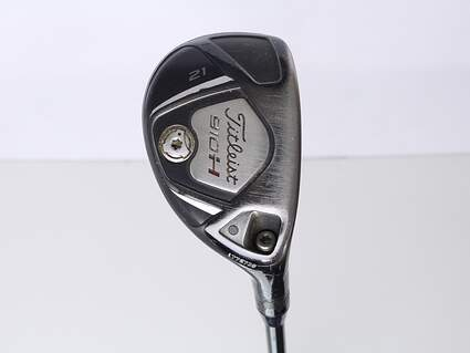 Titleist 910 H Hybrid 3 Hybrid 21* Titleist Diamana 'Ahina 90 Graphite Stiff Right Handed 40 in