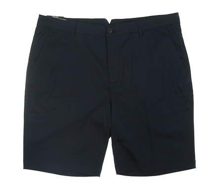 New Mens Dunning Golf Shorts 40 Navy Blue MSRP $79