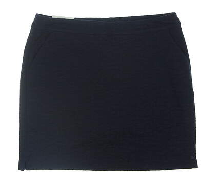 New Womens Greg Norman Fashion 3 Skort Medium M Navy Blue G2S6H681 MSRP $78.99