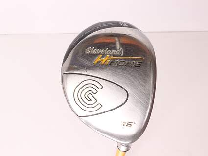 Cleveland Hibore Fairway Wood 3 Wood 3W 15* UST Proforce V2 Graphite X-Stiff Right Handed 43.25 in