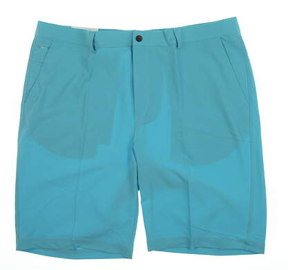 New Mens Greg Norman Bottoms Shorts 38 Blue G7S6H900 MSRP $58.99