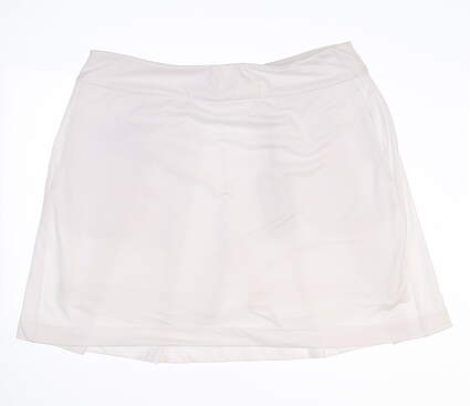 New Womens EP Pro Golf Skort Medium M White NS1000 MSRP $75
