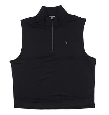 New W/ Logo Mens Dunning Vest Medium M Black MSRP $79.99