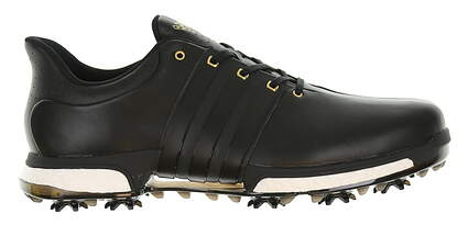 New Mens Golf Shoe Adidas Tour 360 Boost 8 Black MSRP $200