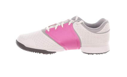 New Womens Golf Shoe Nike Lunar Embellish Medium 9 White/Multi MSRP $100