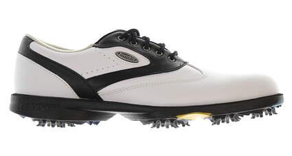 New Womens Footjoy eComfort Golf Shoe Narrow 8 White/Black MSRP $140