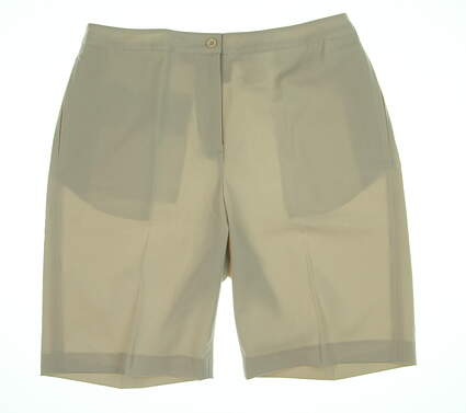 Brand New 10.0 Womens EP Pro Shorts 10 Oatmeal