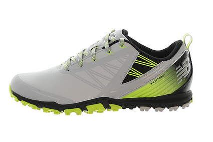 New Mens Golf Shoe New Balance Minimus SL Medium 10 Gray/Green MSRP $120