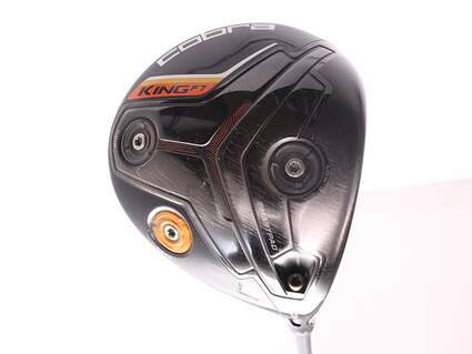 Cobra King F7 Driver 9.5* Fujikura Pro 60 Graphite Regular Right Handed 45 in