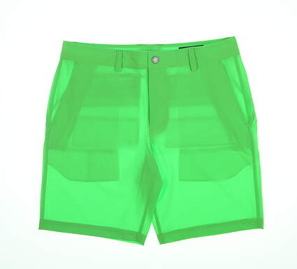 New Mens Vineyard Vines Fairway Shorts 36 Green Gecko 1H0455-315 MSRP $98.50