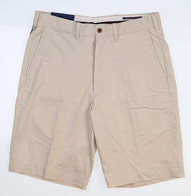 New Mens Ralph Lauren Classic Fit Golf Shorts 30 Sand MSRP $75