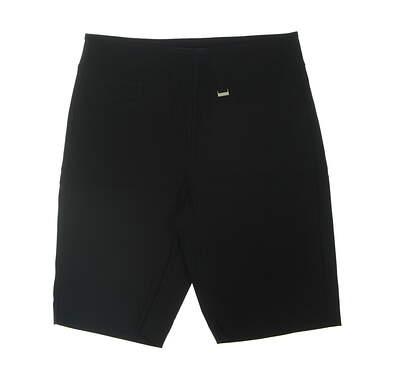 New Womens EP NY Golf Shorts Medium M Black NS8153 MSRP $89