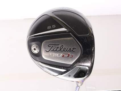 Titleist 910 D3 Driver 8.5* Project X Tour Issue 7D3 Graphite Regular Right Handed 45 in