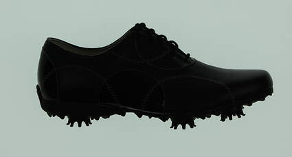New Womens Golf Shoe Footjoy Lopro Medium 9.5 Black MSRP $140