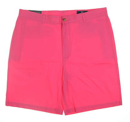 New Mens Vineyard Vines Golf Shorts 38 Pink 1H0213-945-38 MSRP $75