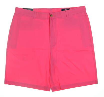 New Mens Vineyard Vines Golf Shorts 40 Pink 1H0213-945-40 MSRP $75