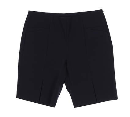 New Womens EP Pro Notting Hill Shorts 10 Navy Blue 8520JB MSRP $79.99
