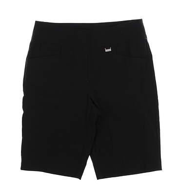 New Womens EP Pro Basics Shorts 8 Black MSRP $84.99