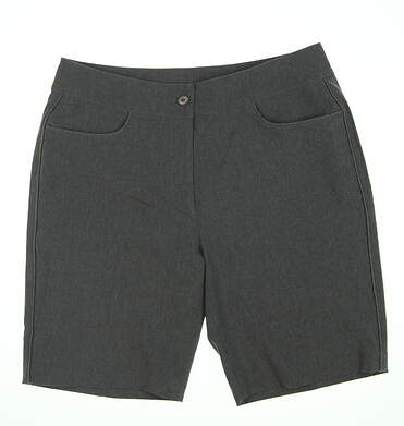 New Womens EP Pro Melbourne Shorts 8 Vapor Gray 8430IC MSRP $77.99
