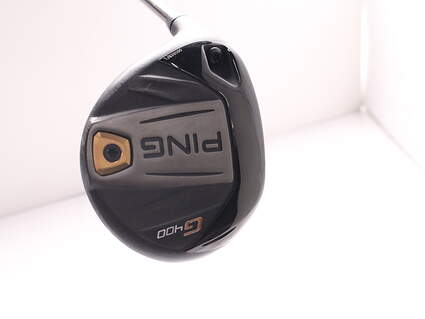 Ping G400 Fairway Wood 5 Wood 5W 17.5* Ping Tour 65 Graphite Regular Left Handed 42.75 in