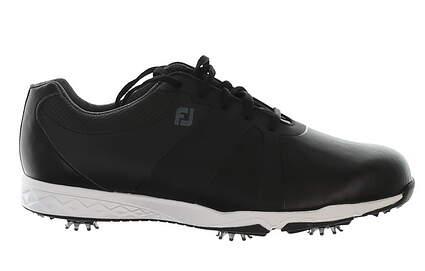 New Mens Golf Shoe Footjoy Energize 11 Wide Black/White MSRP $100