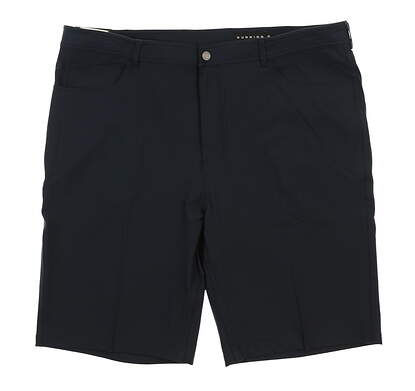 New Mens Dunning Golf Shorts Size 40 Navy Blue MSRP $79