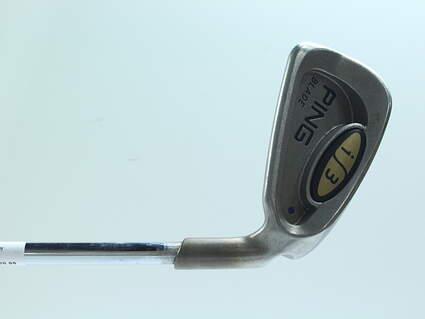 Ping i3 Blade Single Iron 4 Iron True Temper TT Lite XL Steel Stiff Right Handed Blue Dot 38 in